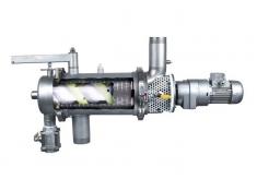Industrial self-cleaning liquid filter, Liquid Solid Separator