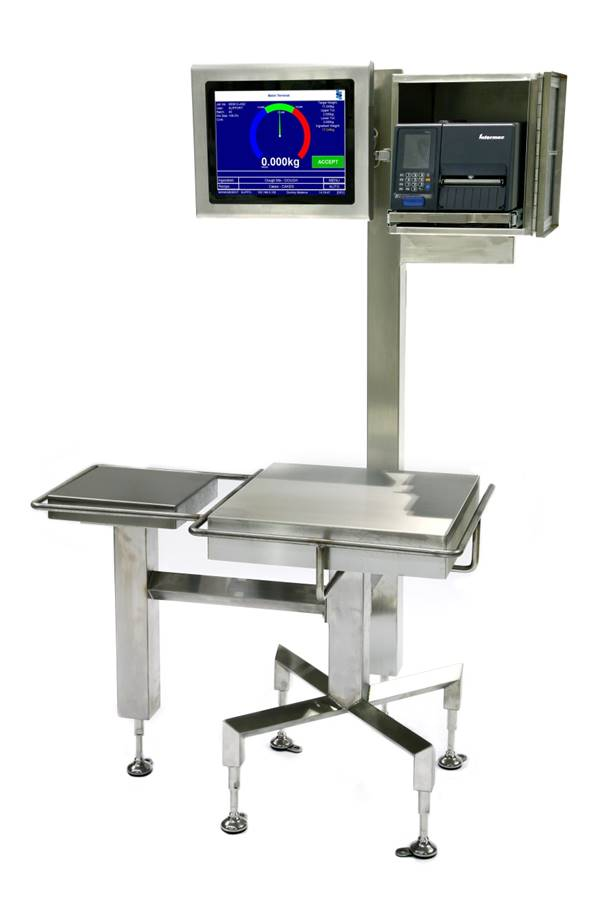 SG Systems Control Scale System