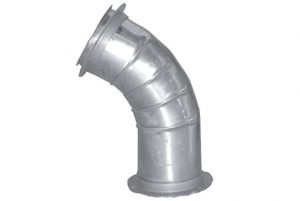 Flanged Industrial Duct Work