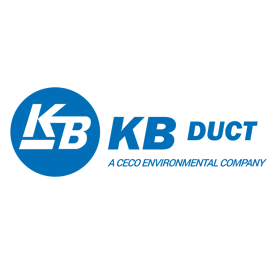 KB Duct Logo