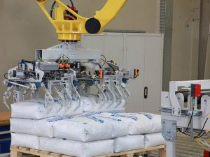 Beumer Robot Palletising