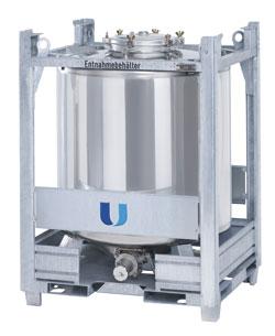 Ucon - IBC Cylindric SepSol