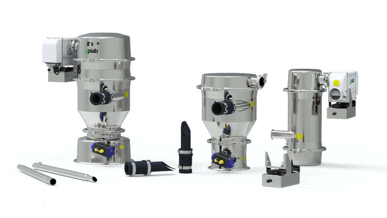 PiGENTLE™ Technology in Piab's Vacuum Conveyor PiFLOW®t