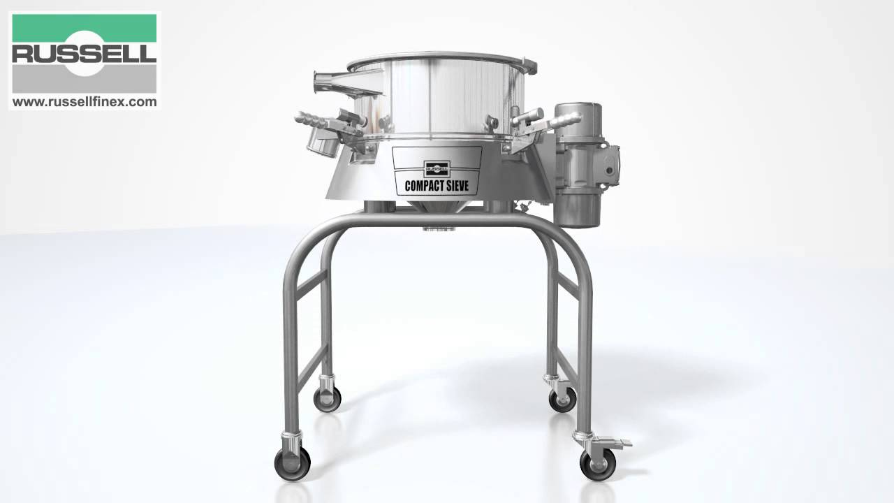 Russell Compact Airswept Sieve Sepsol
